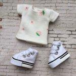 Комплект кроссовки+футболка для Блайз