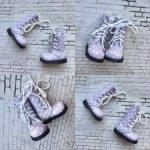 Высокие ботиночки для Блайз