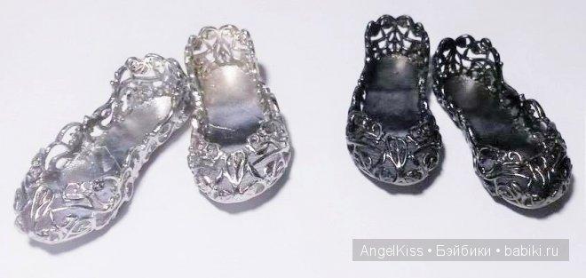 выполнены из серебра и серебра с покрытием черным золотом
