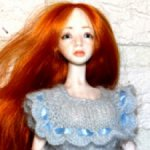 Фарфоровая куколка, автор Татьяна Шишацкая