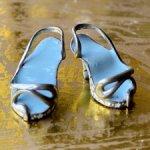 Распродажа шикарных туфелек из ювелирной коллекции