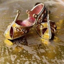 Туфельки из ювелирной коллекции