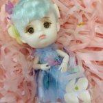 Шарнирная кукла Фея Обижулька