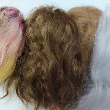 Продам парики для BJD  (lati, irrealdoll)