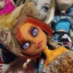Шарнирные куклы ООАК и редкие (Monster high,Mystixx)