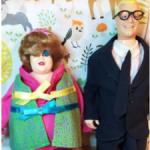 Лот кукол Мими Бобек и Дрю Кэри (Mimi Bobeck and Drew Carey)1998