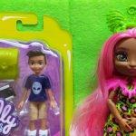 Лот кукол Cave club и Polly Poket