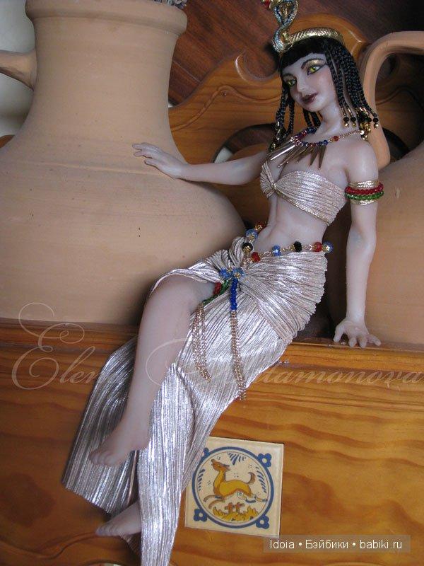 Кемма. Авторская кукла из силикона. Автор - Елена Артамонова