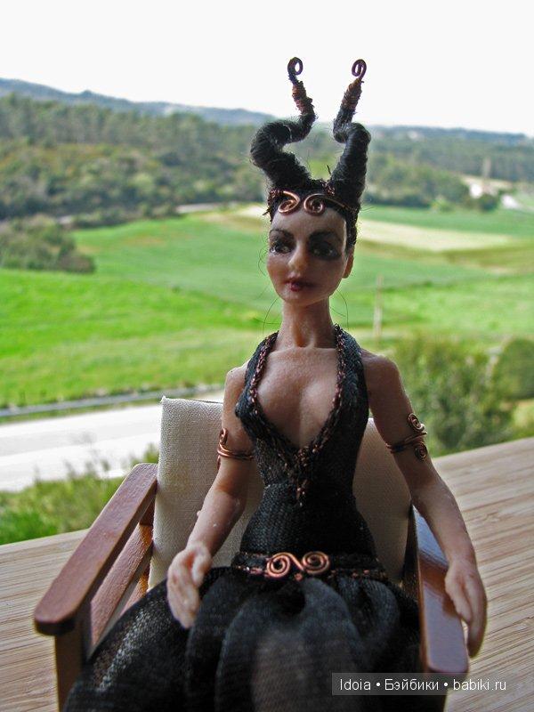 Кукла из силикона
