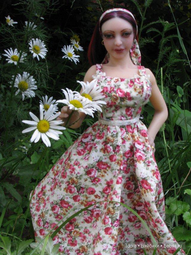Аутфит для силиконовой куклы
