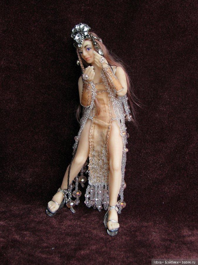 Авторские силиконовые куклы Елены Артамоновой