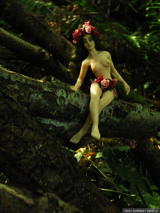 Силиконовые куклы Елены Артамоновой. Модель Айнара