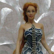Создание силиконовой куклы. Мастер-класс. Часть 4