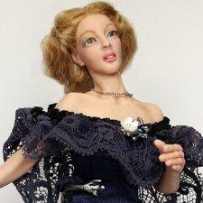 Арина. Elena Artamonova Dolls