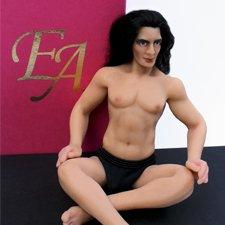 Адур - парень из силикона (масштаб 1:12) Elena Artamonova Dolls