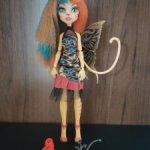Кошка-бабочка Торалей. Monster High.