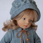 """""""Уютная осень"""" - комплект одежды для Минуш."""
