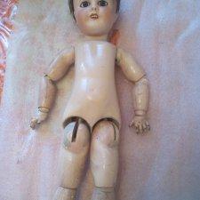 Вопросы по перетяжке куклы