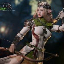 АНОНС: Эльфийки Elf Archer-White от  Phicen