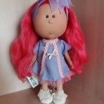 Кукла Mia от испанской фабрики Nines D*Onil