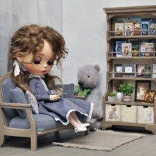 Книжная гостиная