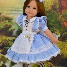 Новое платье для Алисы №2