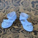 Голубые туфельки для кукол Yo-sd