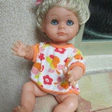 Винтажная немецкая куколка Густав Либерманн,37 см