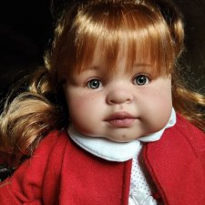 ООАК испанской куколки марки Lamagik