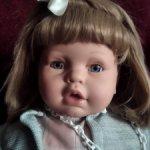 Большая  испанская  кукла  Леонор от Nines D'Onil
