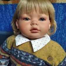 Малышка ООАК. Кукла Кармен Гонзалес с изменениями