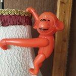 Игрушкa ССCP- обезьянка!