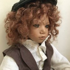 Озорной мальчуган Чарли (Charly) от Annette Himstedt