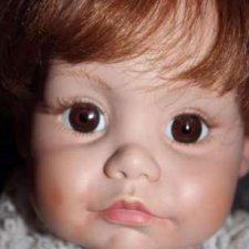 Куколка   Susan Wakeen 1988 год 51-55 см. Кто подскажет ее имя?