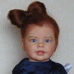 Моя самая большая девочка Наташа! Кукла реборн Шепелевой Людмилы