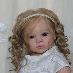 Вероника - моя маленькая принцесса! Кукла реборн Шепелевой Людмилы