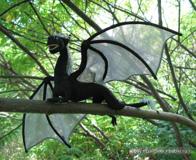 Элегор, дракон-кошка. Фэтан