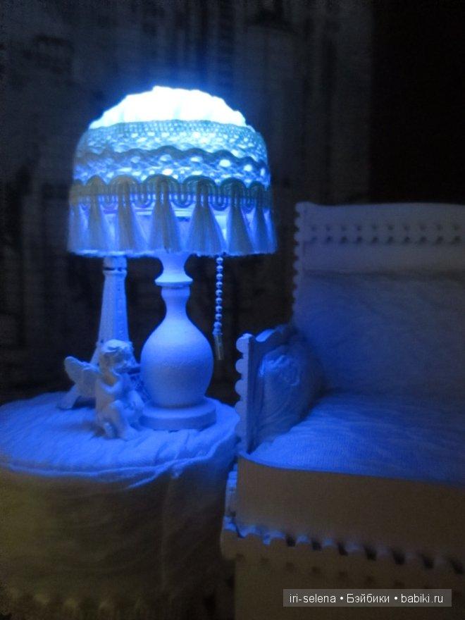 лампа винтаж
