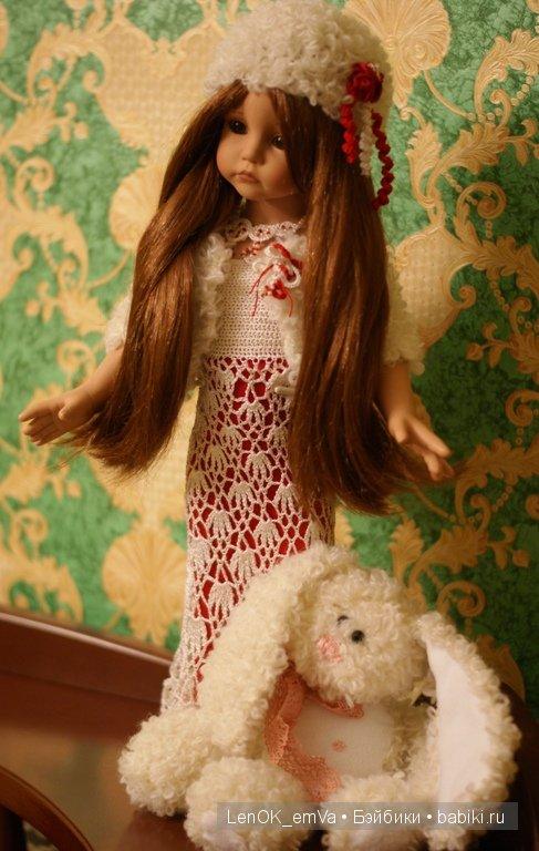 Куколка с Зайкой
