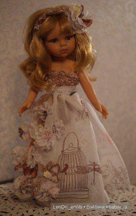 Платье-трансформер для Паолы