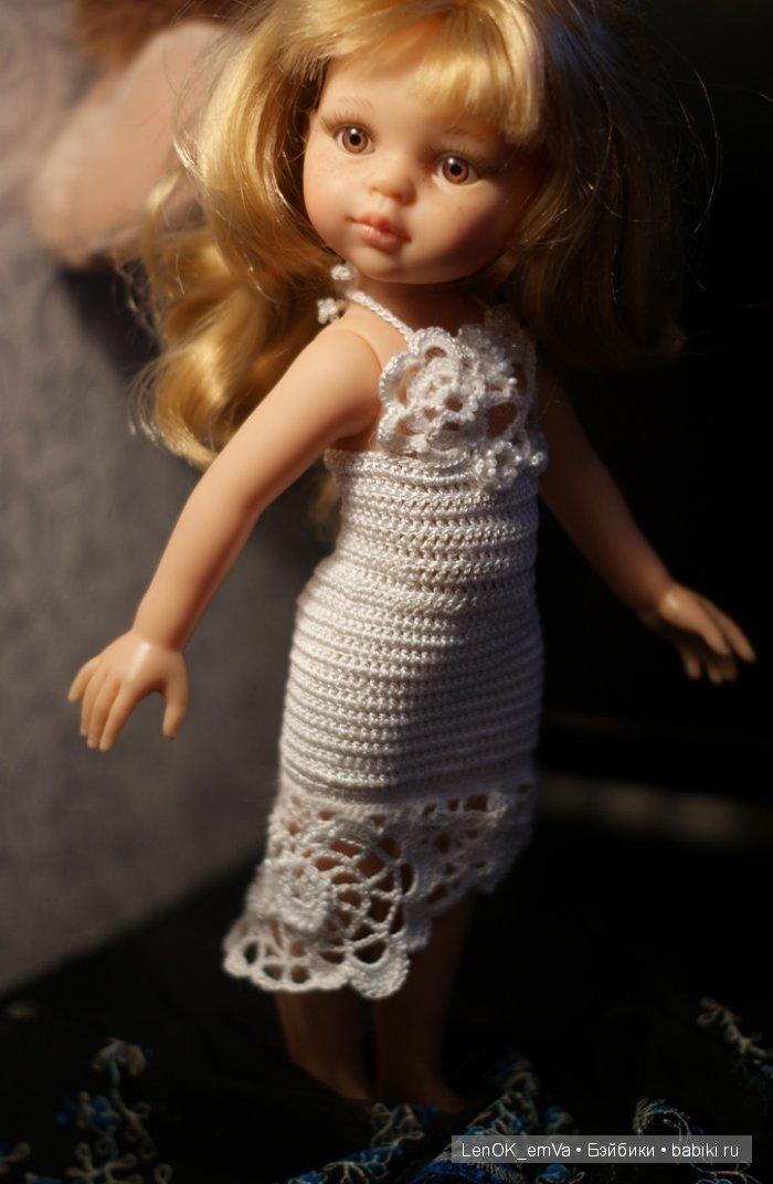 платье на Паолочку