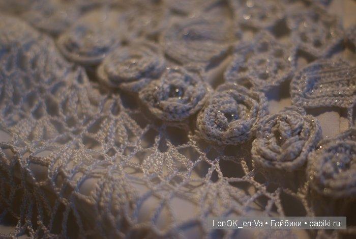 фрагменты свадебного платья