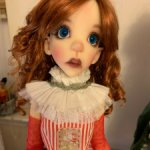 SD TANZIE ELF BY K. WIGGS W/TOBY BODY & FACEUP BY KIM ARNOLD