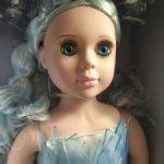 Our Generation Oriana Special Edition Doll полностью виниловая 46 см