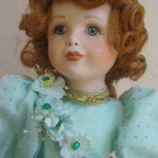 Paulina Rosa фарфоровая куколка 33 см