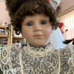 Fiba Collection коллекционная кукла винил