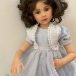 Ричард Симмонс Патрисия  куколка 41 см