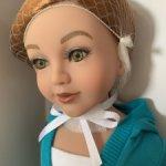 Friends Forever Girls doll редчайшая кукла 20 инчей полностью винил