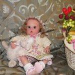 И последняя эльфиечка Марточка из молдика Офелия, кукла реборн Натальи Фединой, Baby-Zest