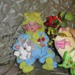 Малыш эльфик Василёк из молдика Офелия, кукла реборн Натальи Фединой, Baby-Zest